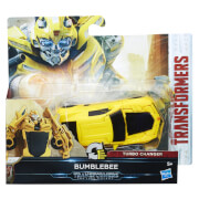 Hasbro C0884EU4 Transformers Movie 5 Turbo Changer, ca. 10 cm, ab 5 Jahren
