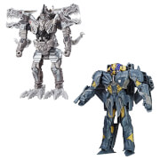 Hasbro C0886EU4 Transformers Movie 5 KNIGHT ARMOR TURBO CHANGER