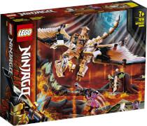 LEGO® NINJAGO 71718 Wus gefährlicher Drache