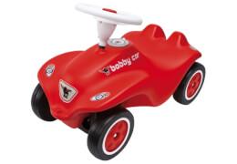 BIG New BIG-BOBBY-CAR mit Flüsterreifen, rot