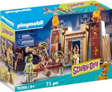 PLAYMOBIL 70365 SCOOBY-DOO! Abenteuer in Ägypten