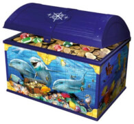 Ravensburger 11174 Treasure Box Underwater World