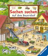Ravensburger 32454 Sachen suchen: Auf dem Bauernhof
