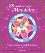 Loewe 88 zauberhafte Mandalas Prinzessinnen Einhörner