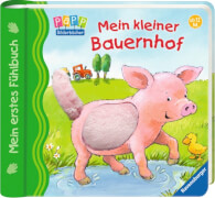 Ravensburger 43294 Mein erstes Fühlbuch: Mein kleiner Bauernhof