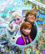 Disney Frozen - Die Eiskönigin: Verrückte Such-Bilder
