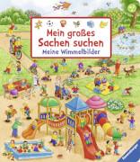 Ravensburger 43791 Mein großes Sachen suchen: Wimmelbilder