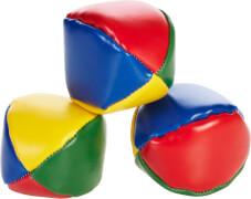 SpielMaus Outdoor Jonglierbälle, # 6,5 cm